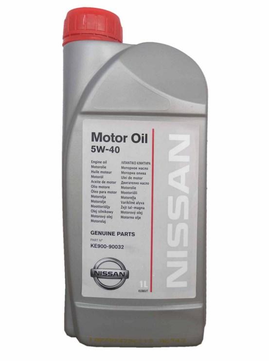 Nissan Motor Oil 5W-30 (1л)